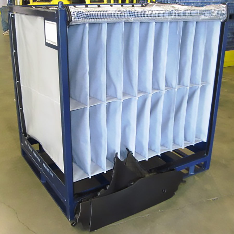 Image Result For Plastic Dunnage Racks