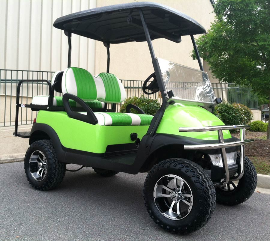 Returnable Packaging for Golf Cart Manufacturing