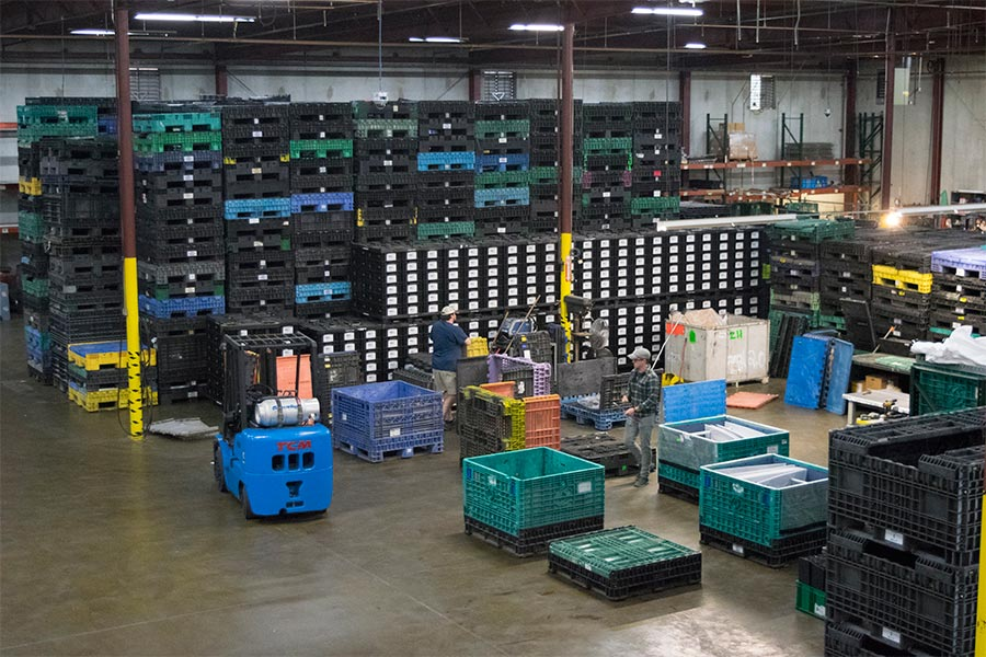 Returnable Packaging Services